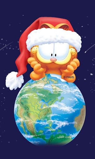 【免費娛樂App】A Garfield Christmas Live WP-APP點子