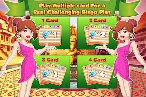 Screenshot of Mobile Jackpot Bingo Monopoly