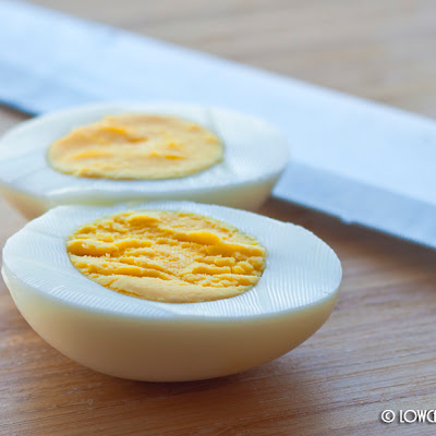 How To Cook A Hard Boiled Egg
