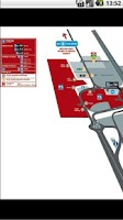 Screenshot of FLY'on - Lyon Airports