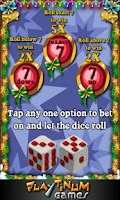 Screenshot of Santa's Christmas Slots