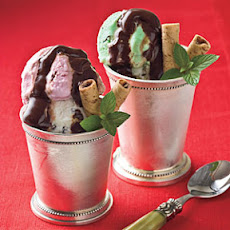 Triple Mint Sundaes