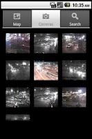 Screenshot of NYC Traffic Cameras