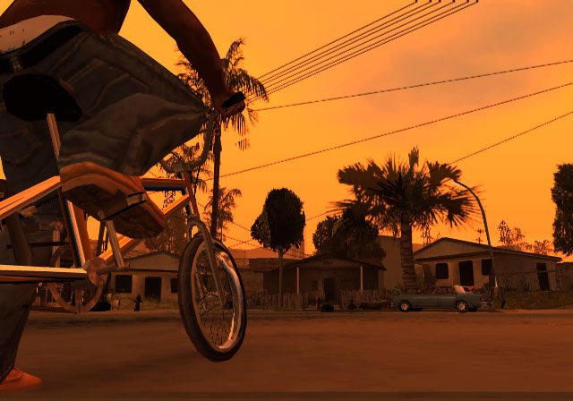 E3 2004: GTA San Andreas plot clues