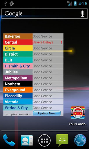 Your London Tube