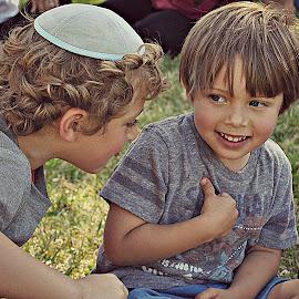 by Yana Rybakov - Babies & Children Children Candids