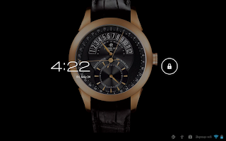 Screenshot of Swiss Watches book (75 models)