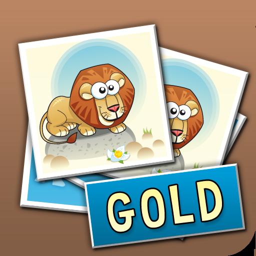 Memorize GOLD LOGO-APP點子