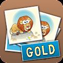 Memorize GOLD icon