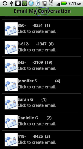 Email My Conversation