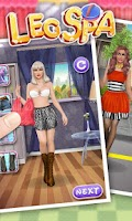 Screenshot of Princess Leg SPA - girl games