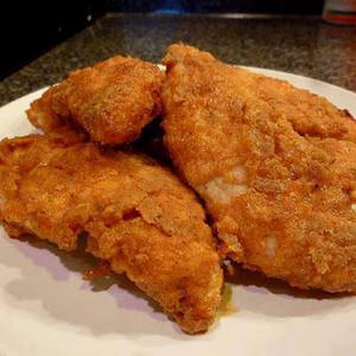 Baked KFC Chicken