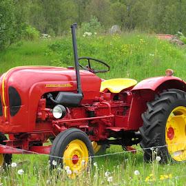 Porsche Farmerstyle by Thor Erik Dullum - Transportation Other
