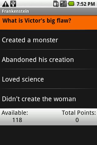 玩免費書籍APP|下載Frankenstein: Shmoop Guide app不用錢|硬是要APP