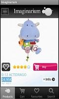 Screenshot of Imaginarium Shop Online