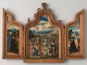 RIJKS: attributed to Pseudo Jan Wellens de Cock: Triptych 1525
