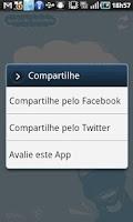 Screenshot of Pensamentos Inúteis