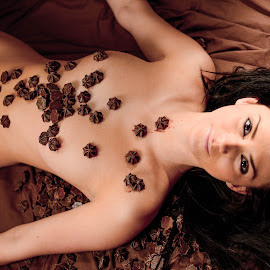 death by chocolate by David Lackey - Nudes & Boudoir Artistic Nude