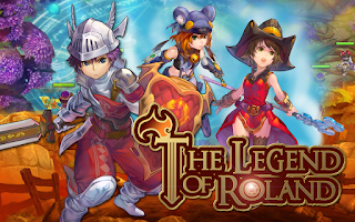 Screenshot of Legend of Roland: Action RPG
