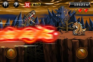 Screenshot of Devil Ninja