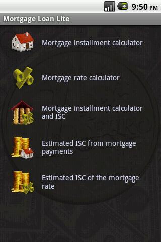 Mortgage Loan Lite