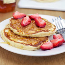 Honey Apple Pancakes