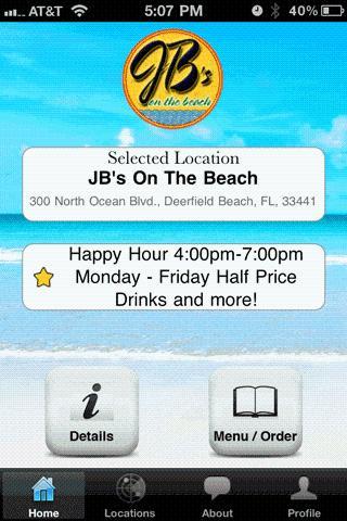 JB's On The Beach