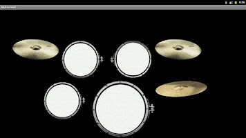 Screenshot of AnDrumoid (Finger Drum,Bateri)