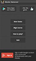Screenshot of Blocks: Remover - Puzzle game