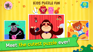 Screenshot of Kids Puzzle Fun