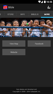 The Bible Society in Cambodia - screenshot