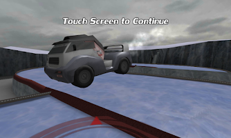 Screenshot of Time to Rock Racing