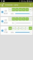 Screenshot of Qwik-Switch Cloud Hub Control