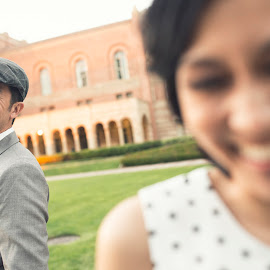 Genuine Smiles by Yansen Setiawan - Wedding Other ( creative, art, losangeles, illusion, smiles, love, fineart, yansensetiawanphotography, prewedding, d800, wedding, lifestyle, la, photographer, yansensetiawan, nikon, yansen, engagement )