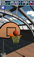 Screenshot of Drag Basketball