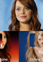 Screenshot of Celebrity Look ALike Generator