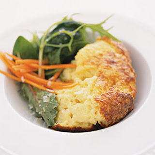 Carrot Cheese Souffle Recipes