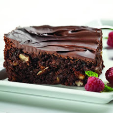 Chocolate Glazed Brownies