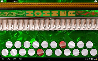 Screenshot of Hohner C#/D Button Accordion
