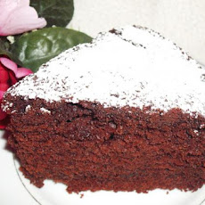 My Amazingly Soft & Moist Chocolate Sponge Cake