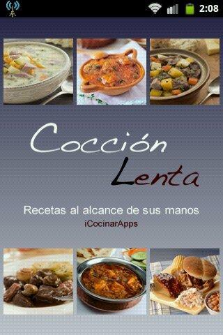 iCocinar Cocción Lenta