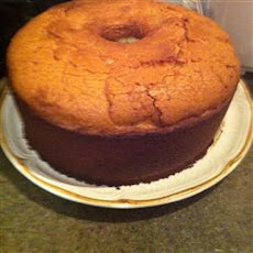 Grandmother's Pound Cake II