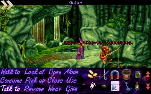Simon the Sorcerer - screenshot