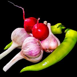 multicolor vegetables by LADOCKi Elvira - Food & Drink Fruits & Vegetables ( color, vagetables )