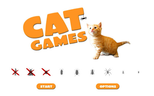 Cat Games Donate