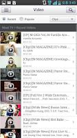Screenshot of Mwave Lite