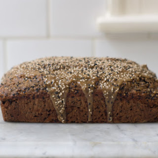 Sesame Banana Bread