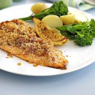 Crusted Trout Recipes