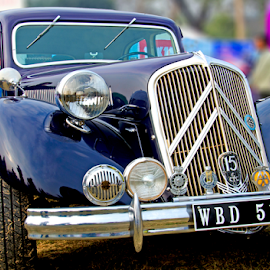 The Classic Baby by Sourajit Ghosh - Transportation Automobiles ( rally, car, old, vintage, classic )