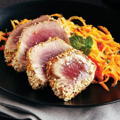 Sesame-Seared Tuna